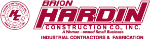 Brion Hardin Construction Logo